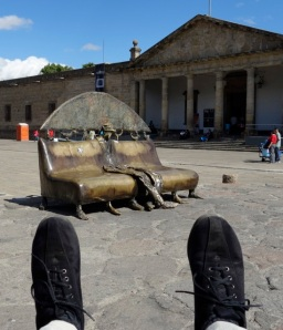 feet - museum